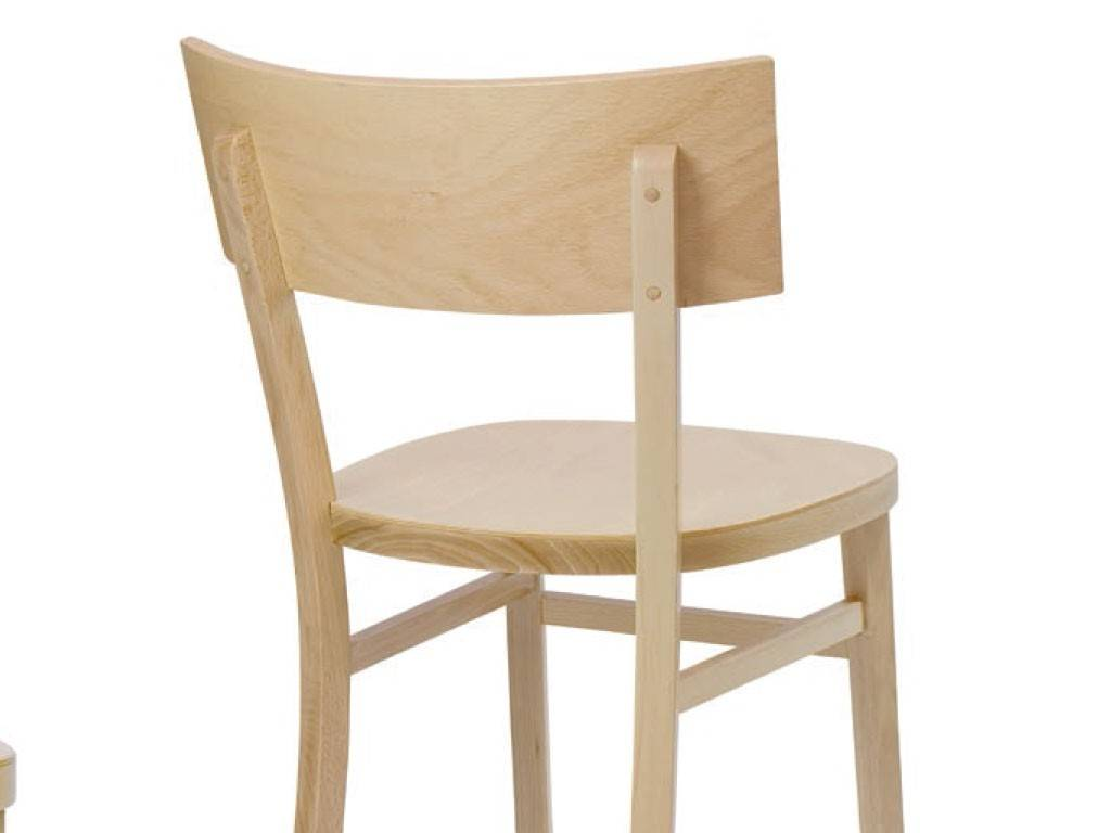Big Wooden Chair ~ Big classic wooden chair