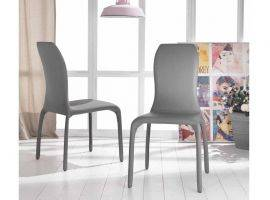 Chiara chair in imitation leather