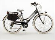 Aluminium woman bicycle Glamour Pied de poule 605