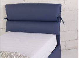 Single upholstered bed Ribbony