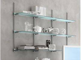 Modular shelves bookcase Evolution 90x28
