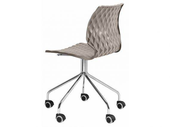Office chair with roating wheels Uni 558-5R