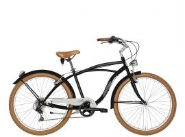 Bicyclette Vintage Cruiser Man
