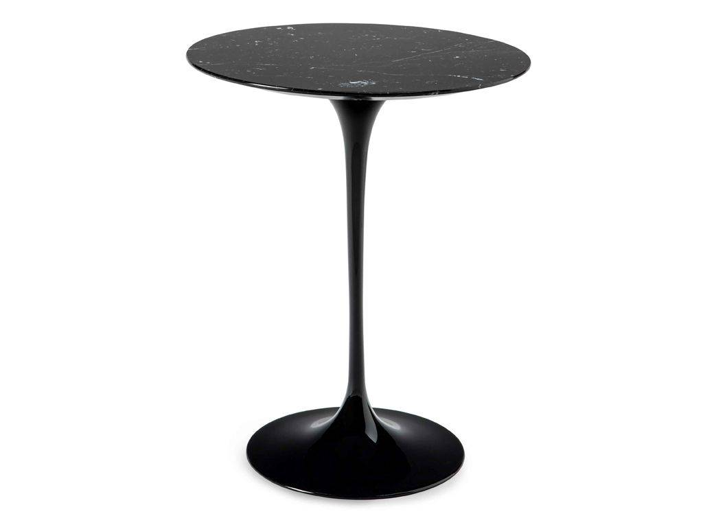 Tulip Kitchen Table Black