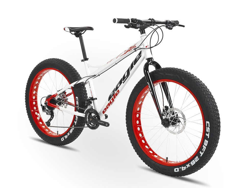 Fatbike Off Road Bicycle Eagle 26 Quot