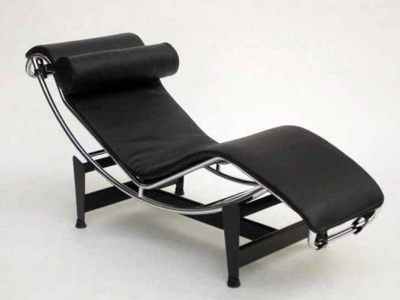 chaise longue fauteuil bauhaus. Black Bedroom Furniture Sets. Home Design Ideas
