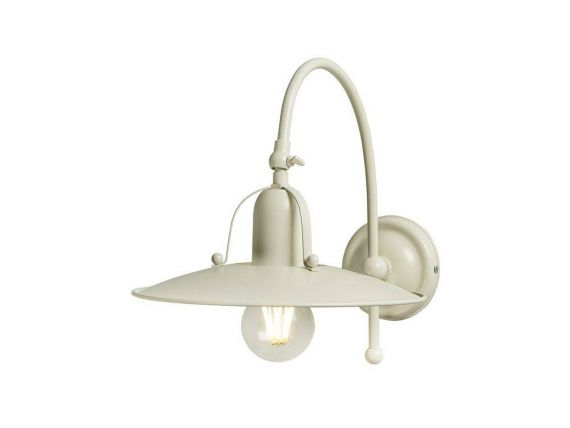 Applique Lampe aus Messing Osteria 839/43