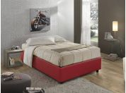 Sommier upholstered 120 bed with fixed bed base