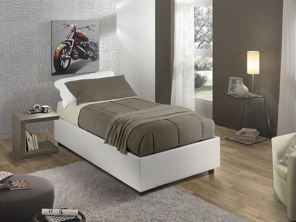 sommier lit simple rembourr avec sommier fixe. Black Bedroom Furniture Sets. Home Design Ideas