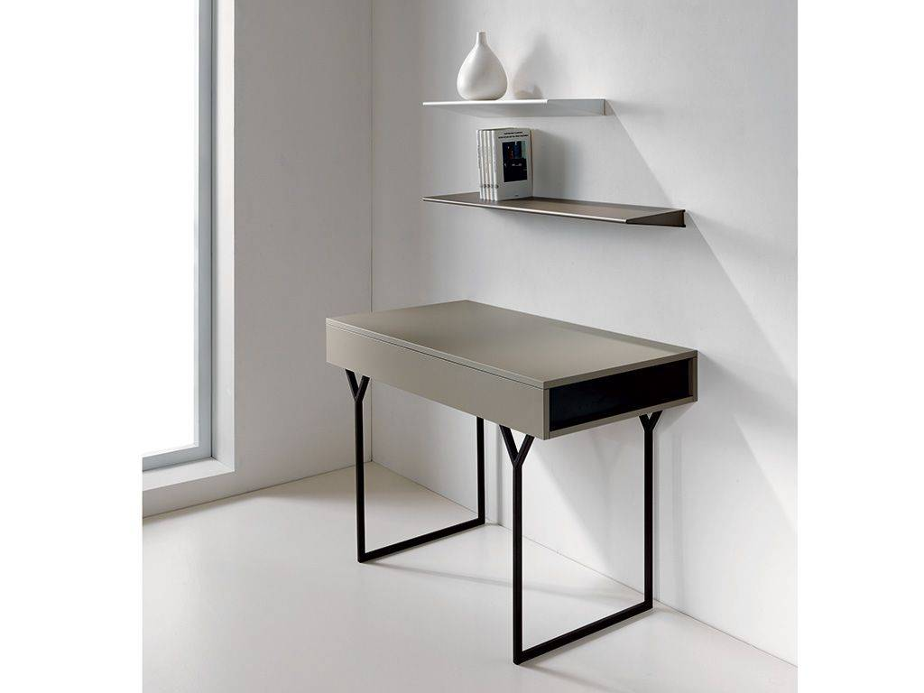bureau avec tiroir ypsilon. Black Bedroom Furniture Sets. Home Design Ideas