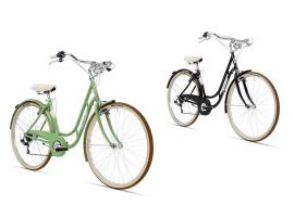 Danish Classical vintage bicycle for woman
