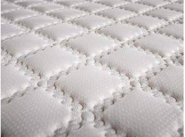 Siesta two-sided mattress with springs