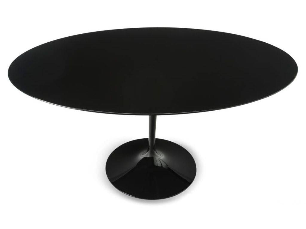 Table ovale tulip saarinen 140x80 - Saarinen table ovale ...