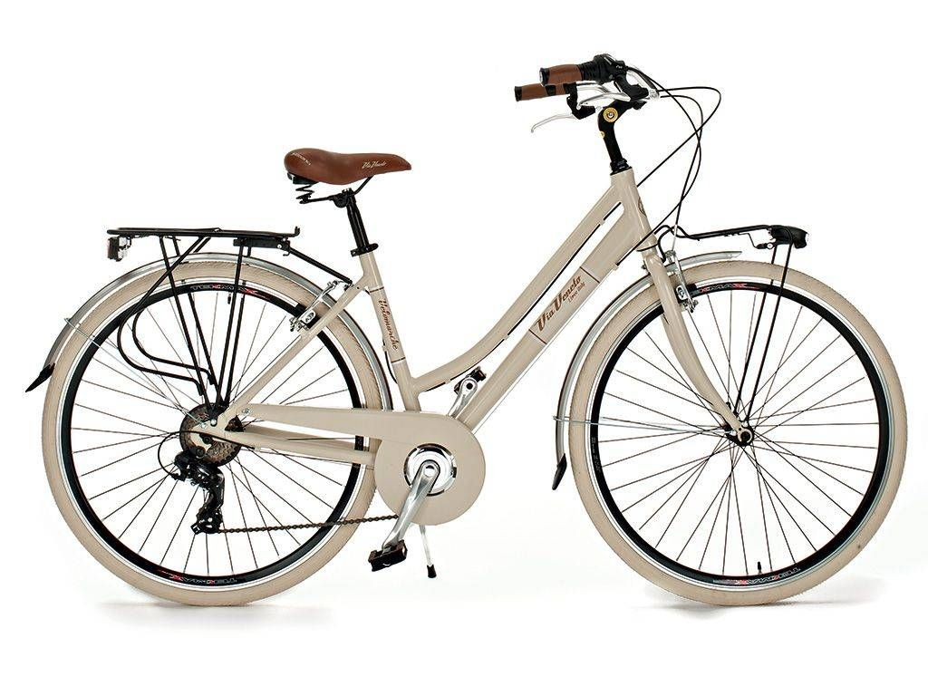 Bicycle For Woman In Aluminum Via Veneto 605A