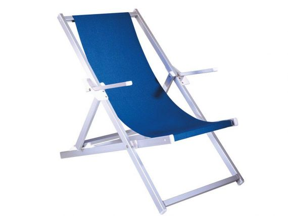 Aluminium beach chair Relax