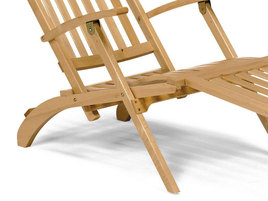 Emejing chaise longue pieghevole ideas for Chaises longues blanches