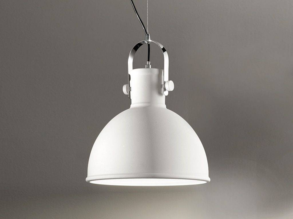 Hanging Lamp In Industrial Style Loft 6066