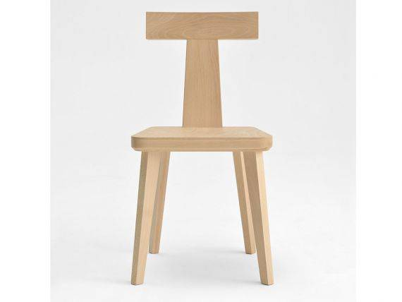 Wooden Chair T-Coffee