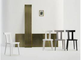 Wooden Chair Milano T