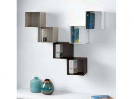 Modular Bookcase Twin