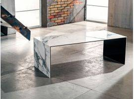 Bernini ceramic marble coffee table