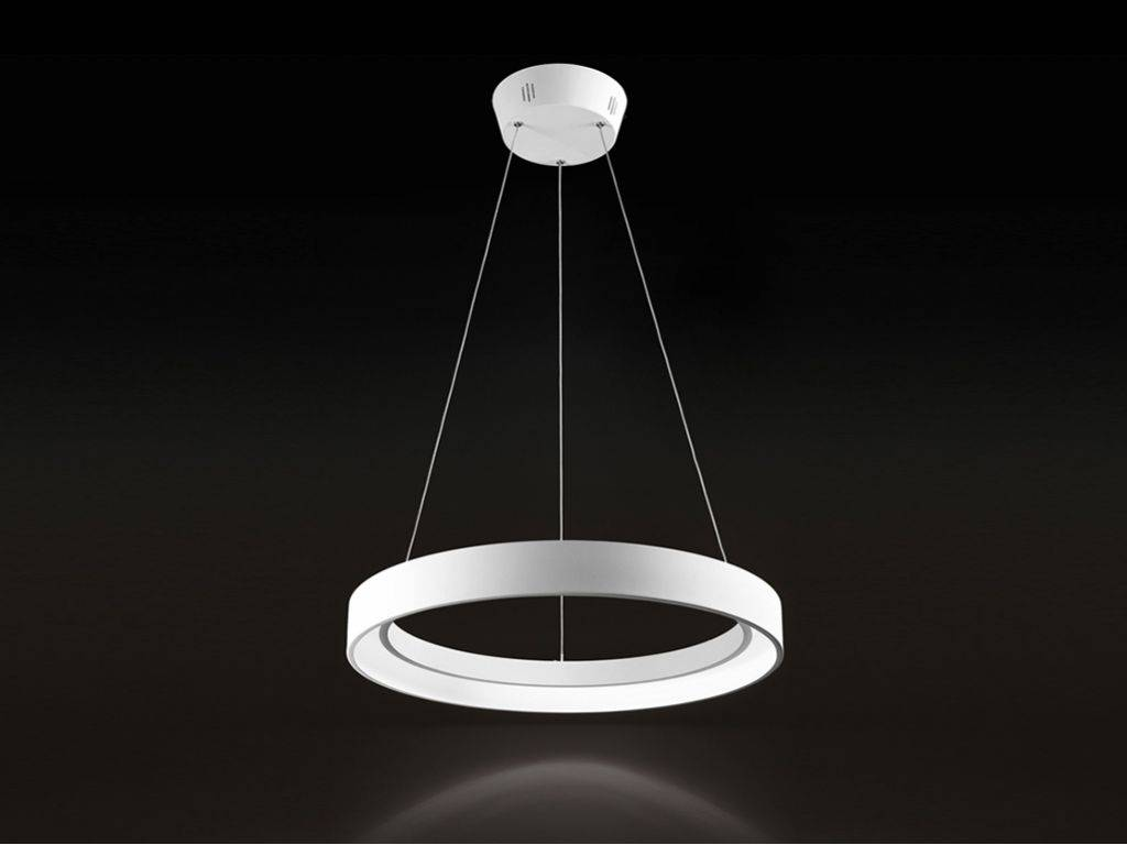 lampe led suspension en style industriel ring 593. Black Bedroom Furniture Sets. Home Design Ideas