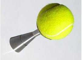 Coat and clothes hook Tennis