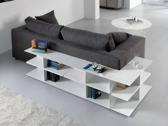 Steel multipurpose furniture Slim