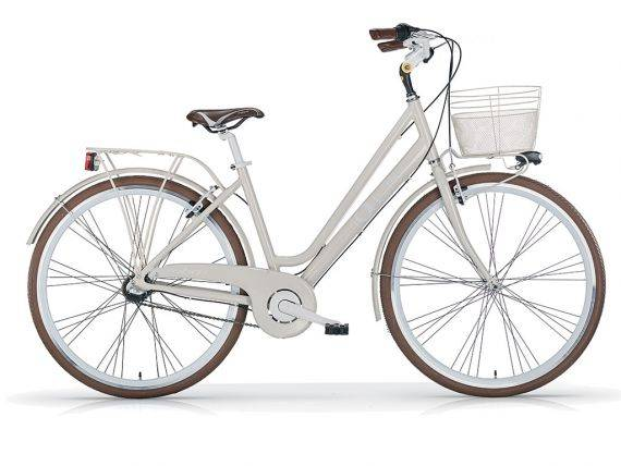 Bicicletta Urban-Bike Touch Donna