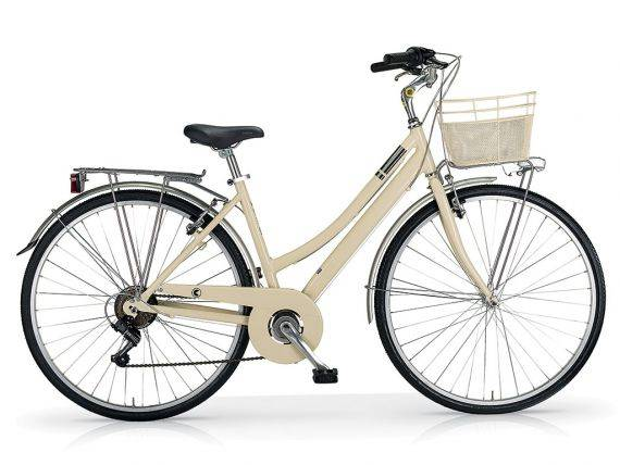 Bicicletta dallo stile Urban-Bike Central Donna
