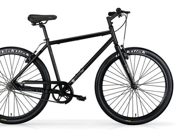 Minimal Bike Maxilux Man