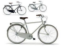 Bicyclette Old-Style Moonlight pour Homme