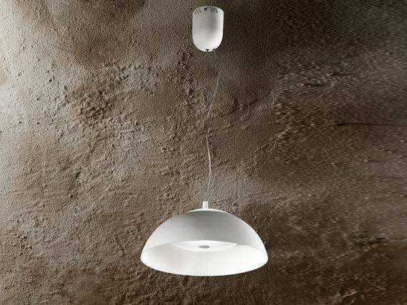Hanging lamp in metal UFO 6416B