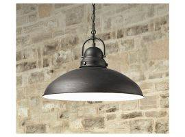 Metal hanging lamp ARSENALE 6042