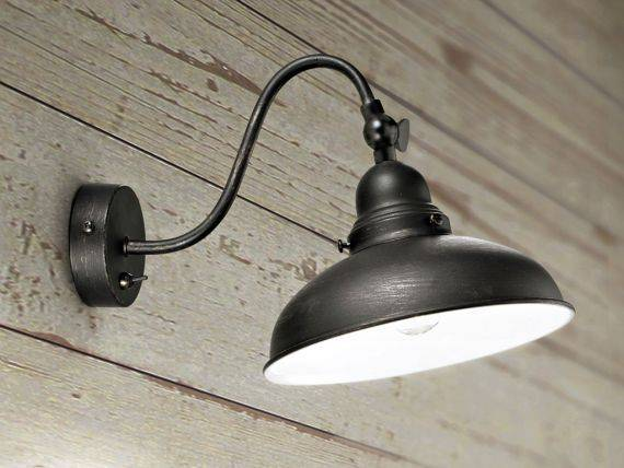 Metal wall lamp ARSENALE 6040