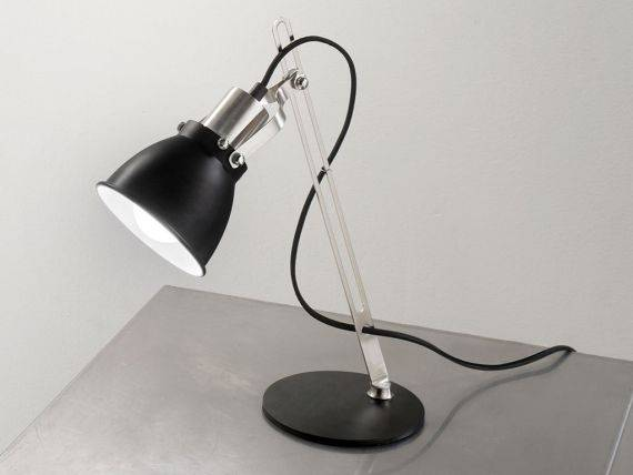 Metal table lamp SPIDER 6434