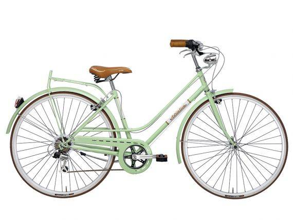Classic vintage woman bicycle Rondine