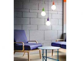 Hanging lamp RUBBER 6238