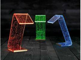 Design table lamp C-LED RGB