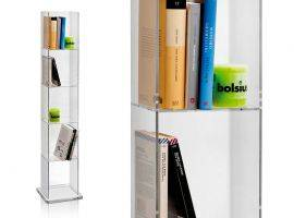 Bookcase Book Tower