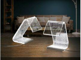 Design lampe de table C-LED RGB