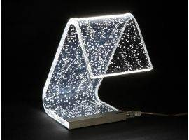 Acrylic crystal Design table lamp C-LED Stardust