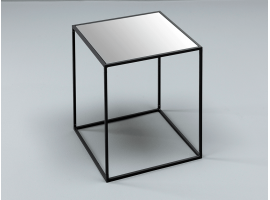 Metal coffee table Cubo