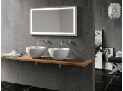 Mirror Led for bathroom Acquario