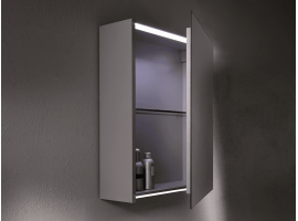 Box mirror for bathroom Pegaso