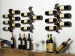 Colorful Bottle rack Zig Zag