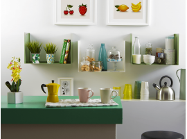 Design Shelf Geometric