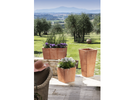 Terracotta Pot Moderne