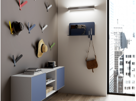 Steel wall cabinet MBOX