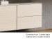 Wooden wall cabinet MBOX